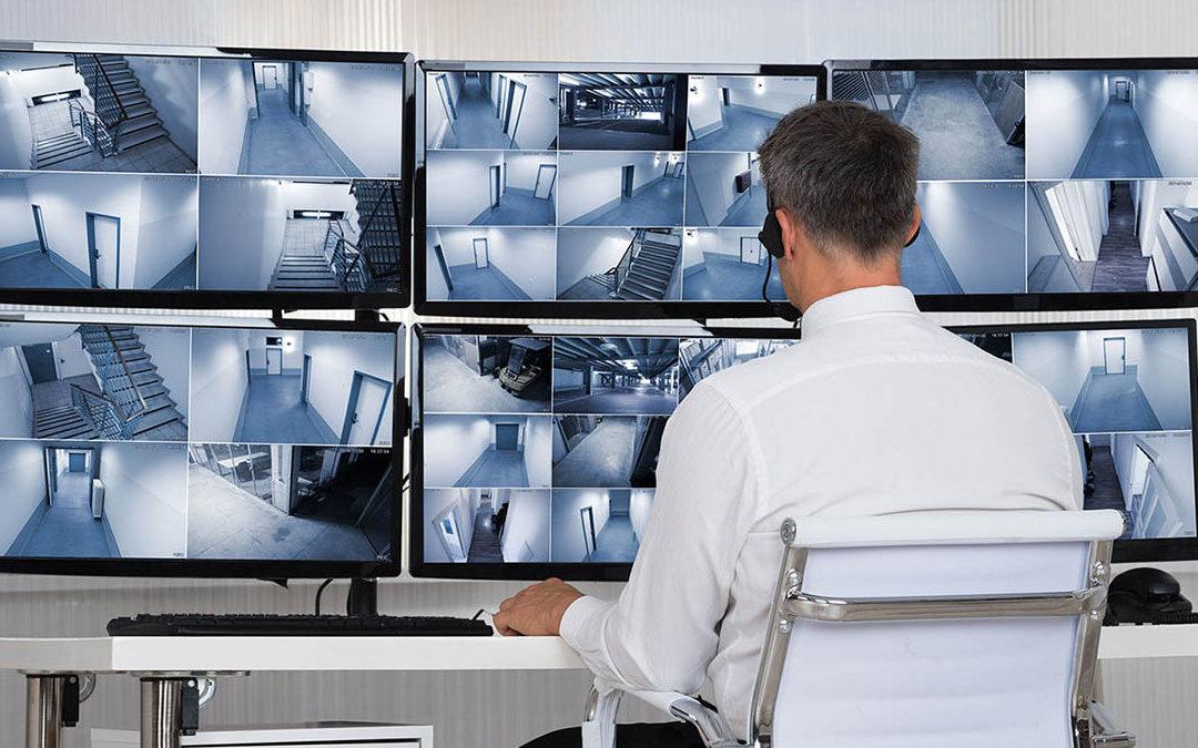 Повышение продуктивности компании с помощью видеонаблюдения