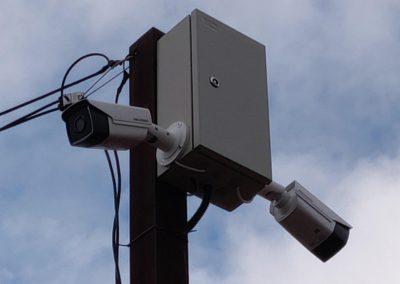 IP система видеонаблюдения