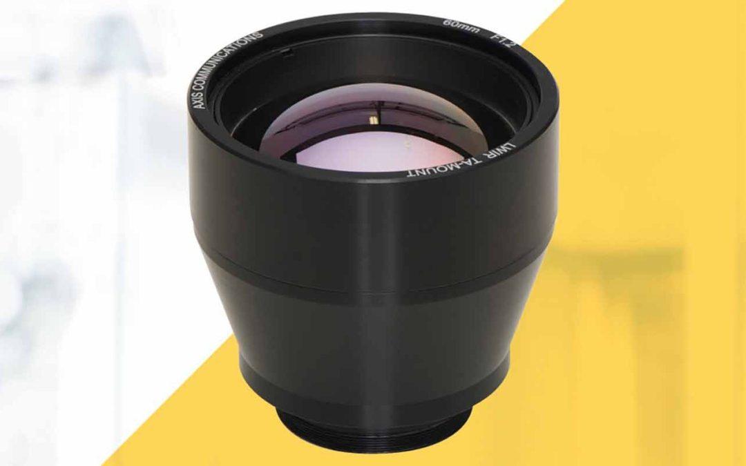 Камеры с фиксированным и вариофокальным объективом